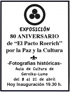 Fotografías Históricas de El Pacto Roerich