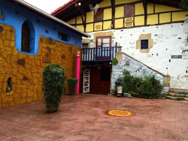 Museo Bandera de la Paz Bedia