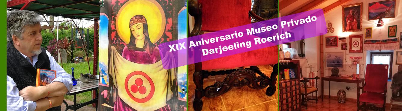 19 ANIVERSARIO Museo privado DARJEELING