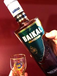 Bebida del Baikal