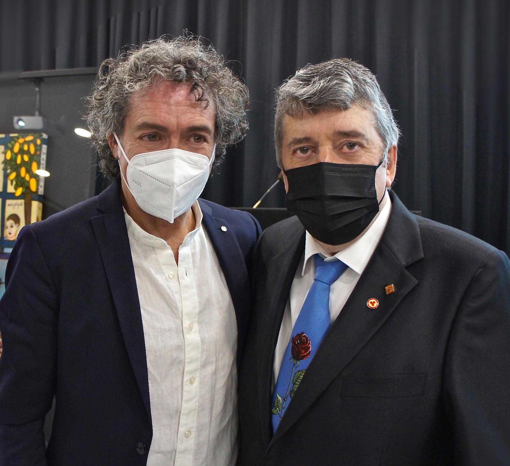 Antonio Camaró y Leonardo