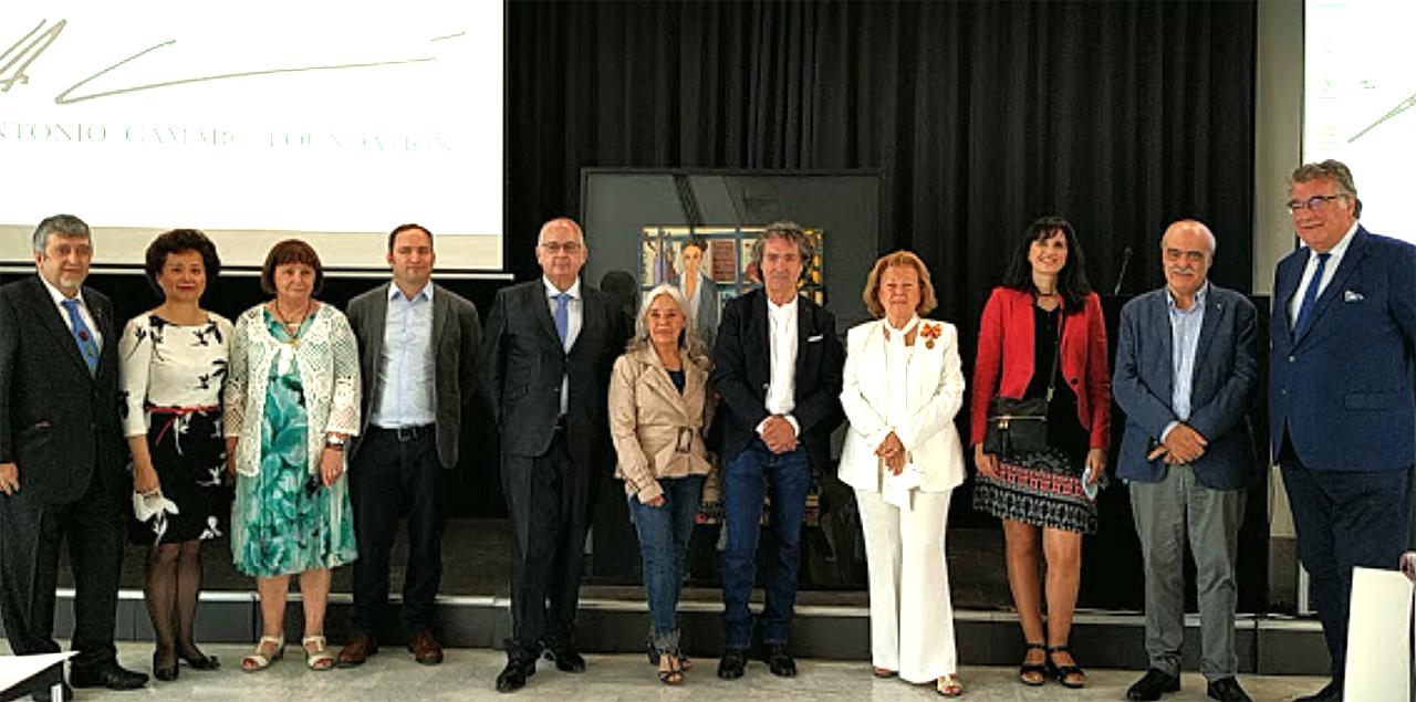 Participantes Evento Fundación Antonio Camaró