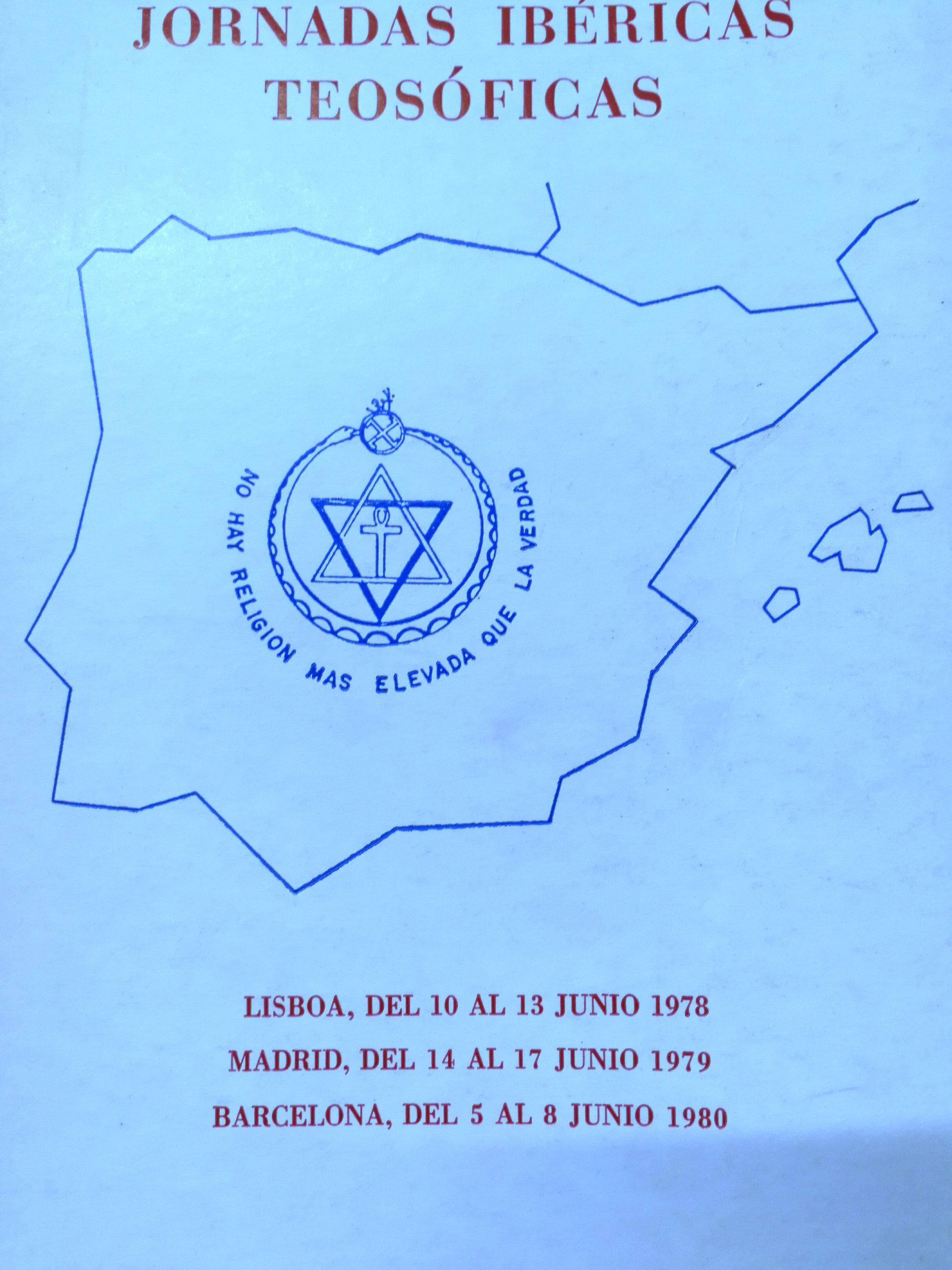 Jornadas Ibéricas de T