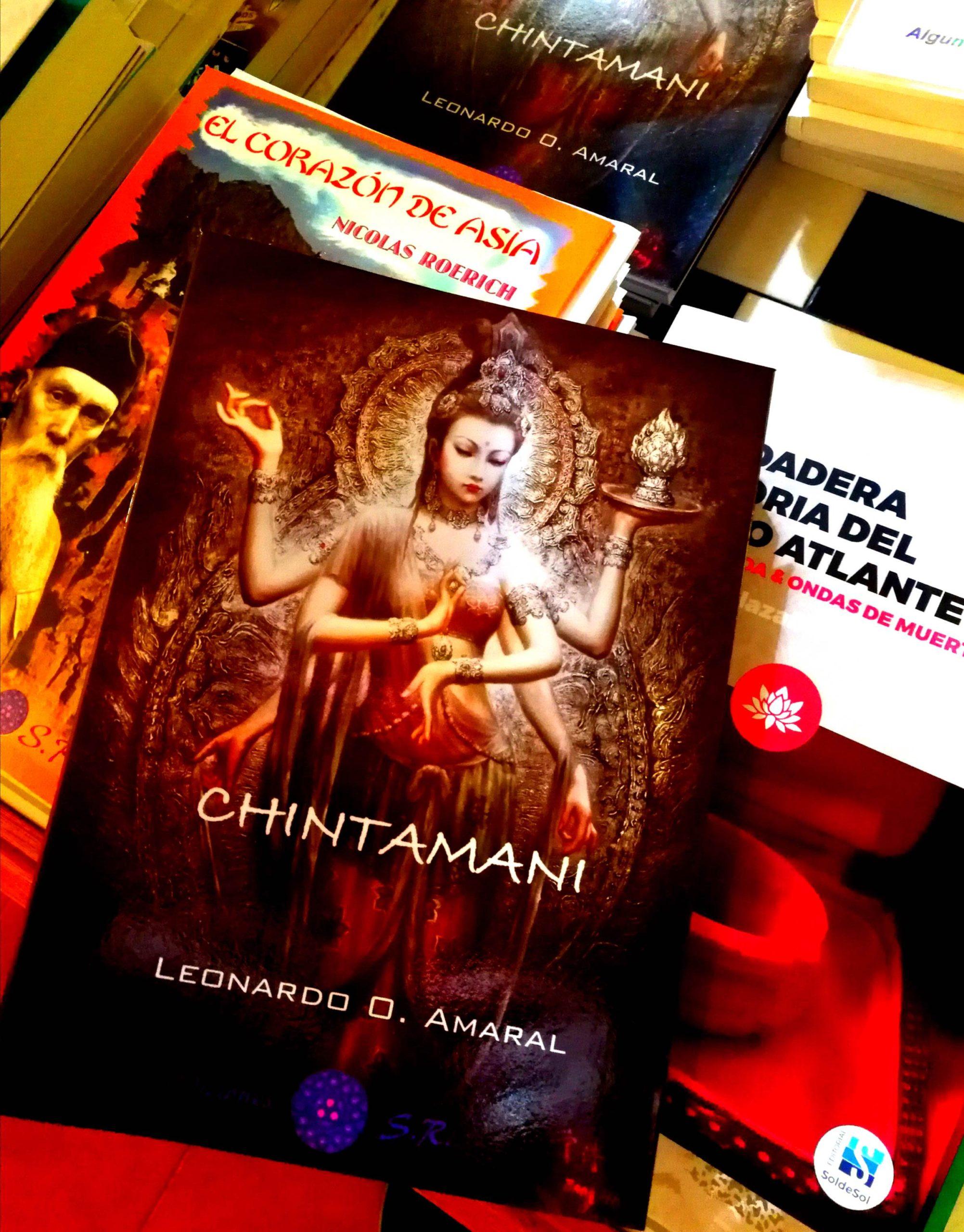 Libro Chintamani