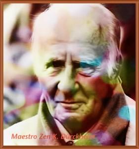 Maestro Zen Karlfried Dürckheim 1B