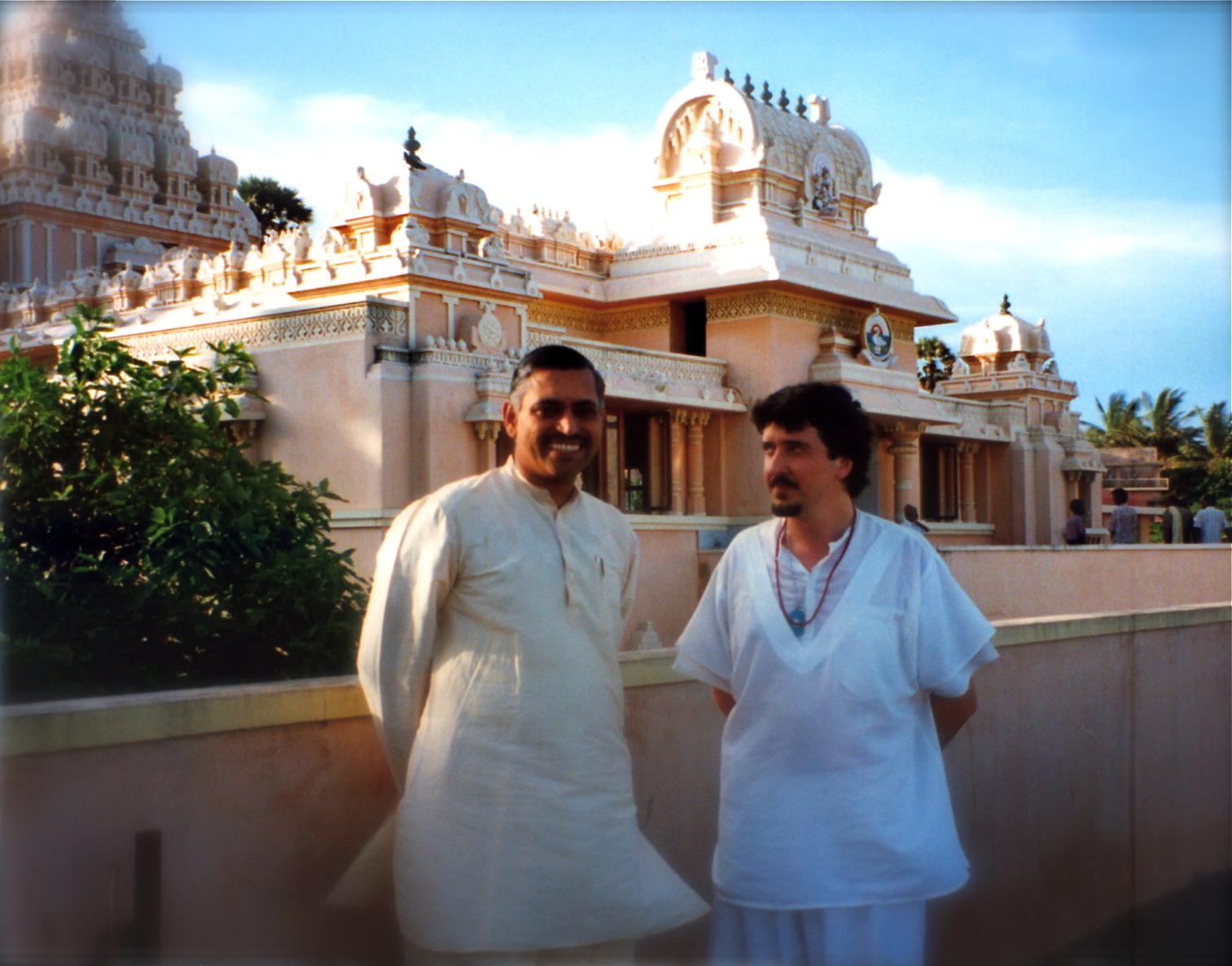 Maestro Parvati Kumar y Leo